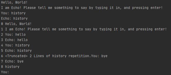 Chatbot 3: Long Term Memory using afile